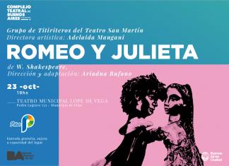 Compañia de Titiriteros del Teatro San Martin
