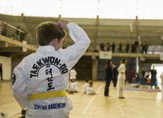 Encuentro anual del Centro Argentino de Taekwondo