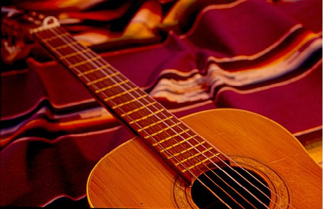 Guitarra Criolla folklore