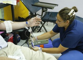 Día nacional del donante de sangre 2019