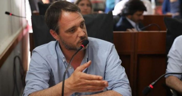 Santiago Laurent encabeza la Comision de fiscalización de Hacienda