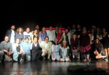 Teatro Pilarense Subterreaneo en el Lope de Vega
