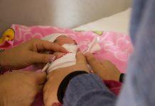Campaña de vacunación contra el sarampión