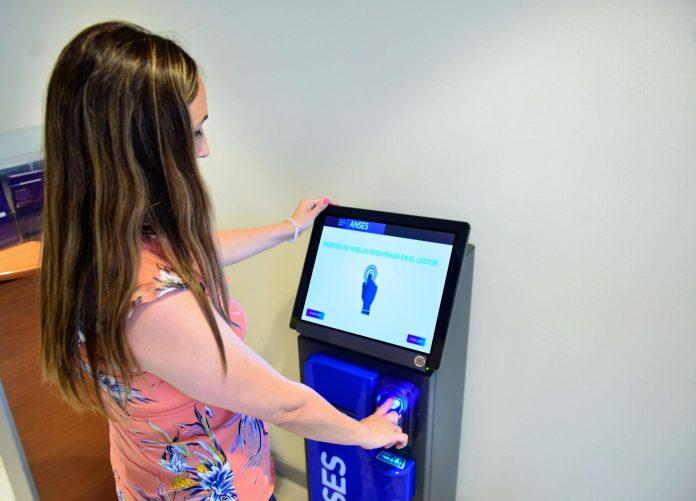 Digitalizacion de huella dactilar para cobro de haberes. Anses