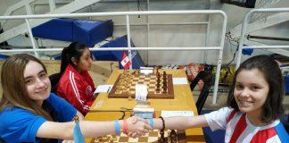 Ajedrez, Belén Francisco campeona sudamericana Sub 14 2