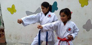 Cierre de año de Karate Inclusivo