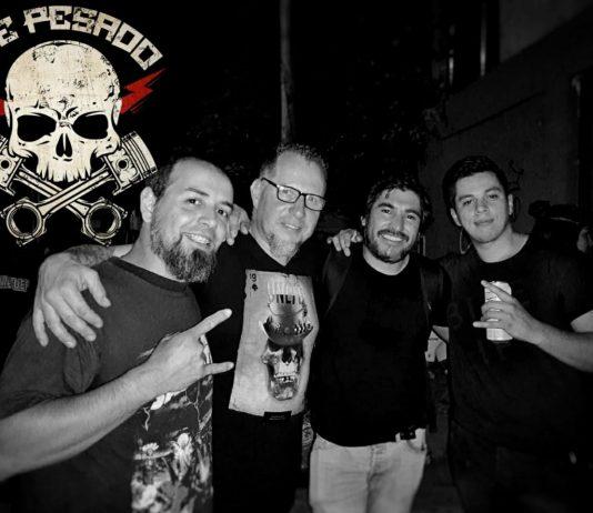 Antes de lanzar su disco, Pie pesado se presenta en Don Torcuato