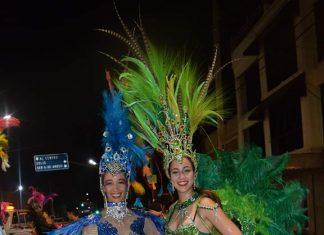 El ritmo del carnaval llega a Derqui de la mano de una docena de murgas