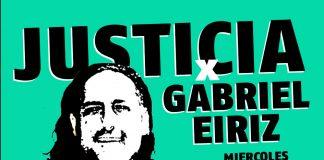 homicidio Gabriel Eiriz LA CAUSA POR AMENAZAS PREVIAS AL HOMICIDIO EN LA QUE ESTÁ IMPUTADA UNA OFICIAL DE LA POLICÍA FEDERAL CORRE PELIGRO DE PRESCRIBIR.
