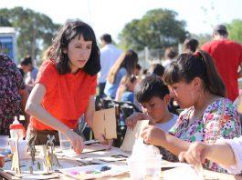 Pilar invierte 40 millones en escuelas públicas, Filgueria se expresó acerca de esta inversión en educación