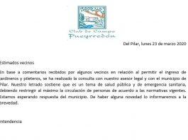 Cuarentena: Barrios cerrados piden el ingreso de jardineros y pileteros