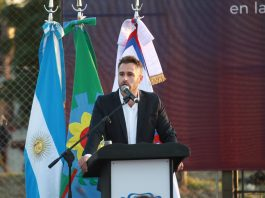 discurso apertura sesiones del HCD por parte de Federico Achával