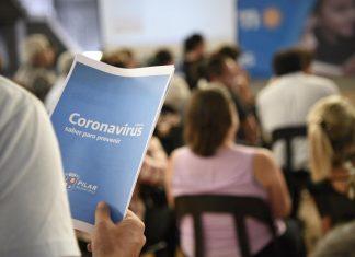 El municipio seguirá funcionando durante la pandemia del coronavirus
