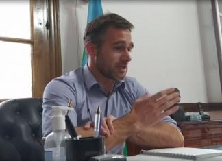 Achával mantuvo una teleconferencia con Alberto Fernández y los intendentes