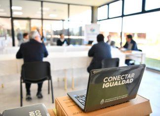 Conectar Igualdad escobar va a entregar 1500 netbooks
