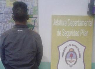 Derqui: detienen a dos delincuentes que robaban comercios