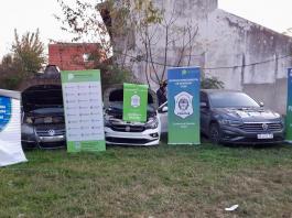La Policía detuvo a delincuentes involucrados en una salidera bancaria