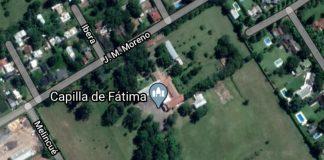 Rompen la cuarentena por jugar al fútbol en la Capilla de Fátima