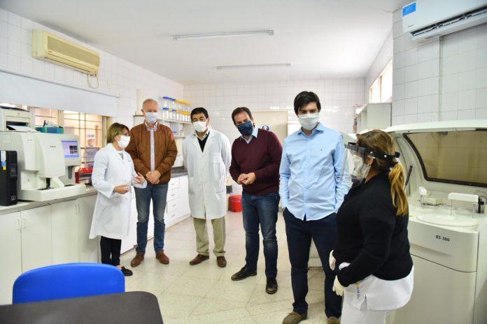Nuevo Hospital Municipal Nestor Kirchner de Escobar