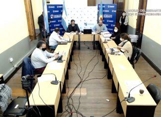 Se rechazó la rendición de cuentas del último año de gestión Ducoté
