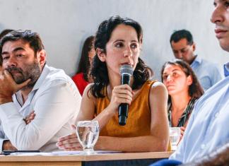 """Filgueira: """"Este gobierno tiene la prioridad de acompañar el esfuerzo de los vecinos"""""""
