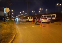 Intenso operativo de seguridad tras un asalto en Agustoni