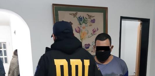 Detuvieron a delincuente que había robado en Manuel Alberti