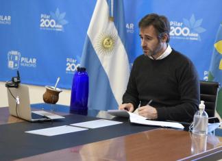Apoyo de Provincia a Pilar, a través del BAPRO leasing