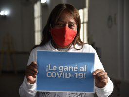En Pilar ya se recuperaron más de 6 mil pacientes de covid-19