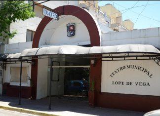 teatro municipal Ángel Alonso