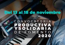 Nuevo programa de subsidios a la música de Cultura Nación y el INAMU