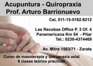 Arturo cursos
