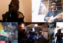 #ArtistasEnCasa: Show de guitarras y un clásico del rock nacional