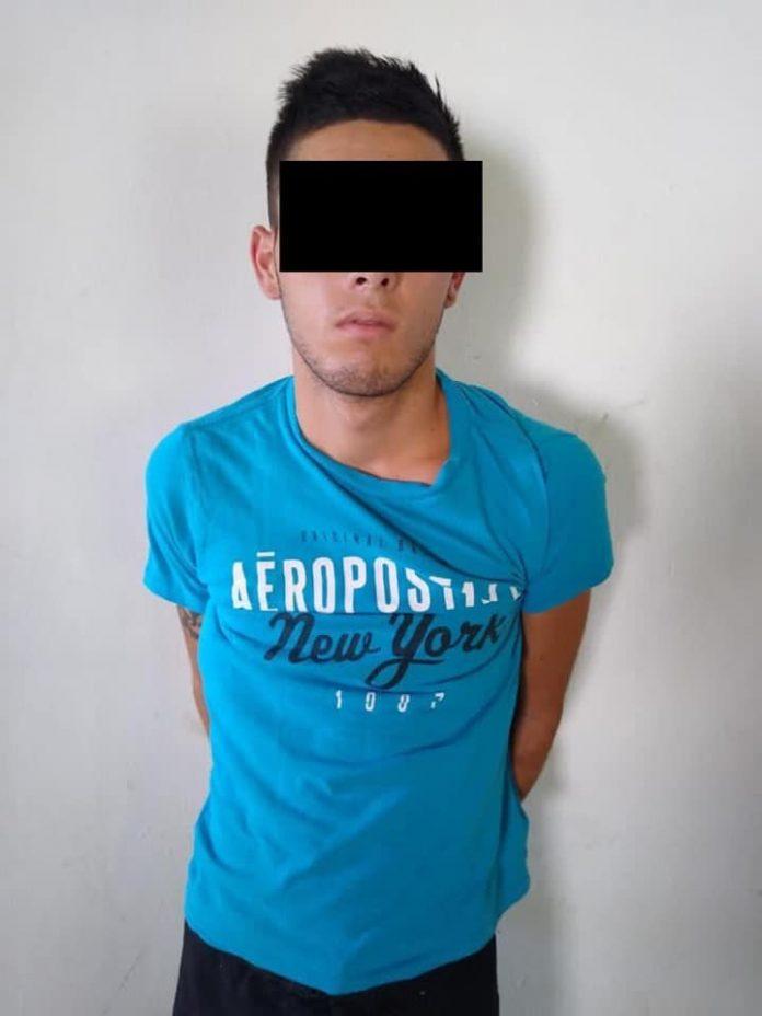 delincuente Fátima