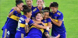 Fútbol femenino: Boca se impuso 7-0 ante River y las jugadoras xeneizes se convirtieron en las primeras campeonas de la era semiprofesional
