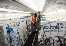 Sputnik V Estudio segunda dosis infectadas