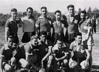 Benjamín Matienzo liga escobarense cumple 65 años