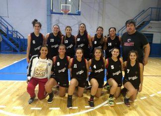 El básquet femenino de Presidente Derqui se afilió a la AFMB