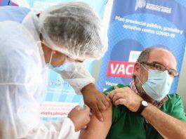 cien mil vacunados
