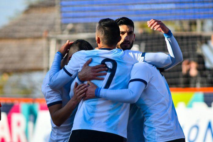 Selección argentina colombia
