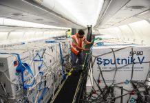 Sputnik componente activo