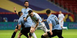 argentina uruguay 1 a 0