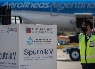 Nuevo vuelo de Aerolíneas Argentinas para traer más dosis de Sputnik V