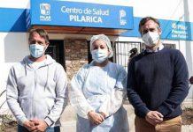 Centro de Salud de Pilarica