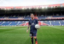 Messi jugador PSG