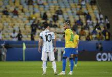 Argentina vs. Brasil